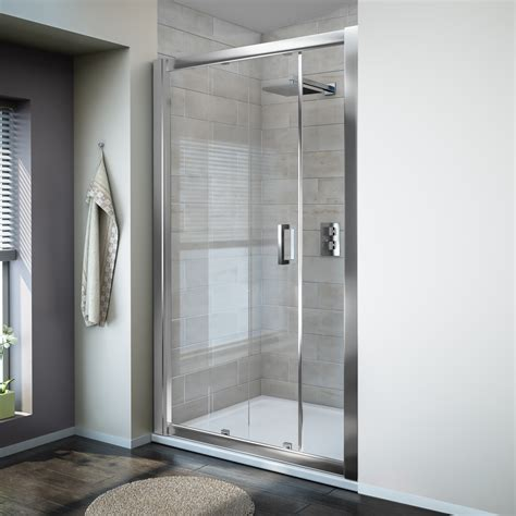 how to fit a shower door fitting a shower door decem hinged shower door with