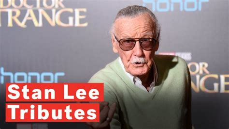 robert downey jr on stan lee s death robert downey jr chris evans and others react to marvel