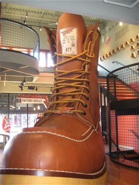 big boat photos red wing shoe store museum all you need to know before