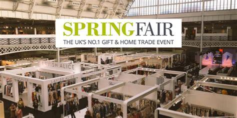 spring fair 2016 at birmingham nec expd8