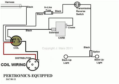 coil wiring hook ups itinerant air cooled