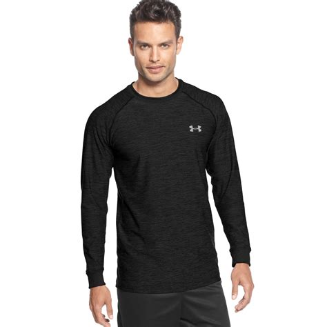Kaos Armour Tshirt T Shirt T Shirt Armour 12 lyst armour cold gear infrared longsleeve t shirt in black for