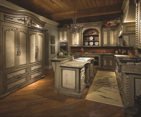 tuscan kitchen cabinetry brings touch of italy to today s home