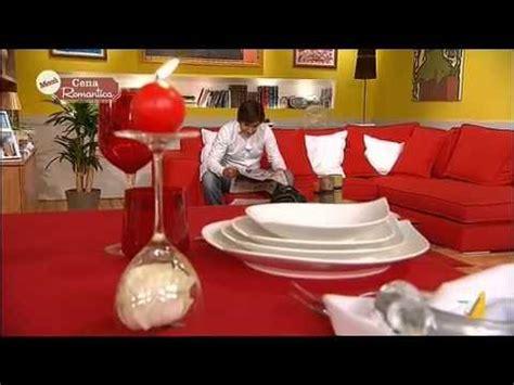 tavola per cena romantica apparecchiare la tavola per una vena romantica