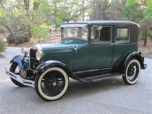 1929 Ford Sedan Hemmings Find Of The Day 1929 Model A Ford Fordor