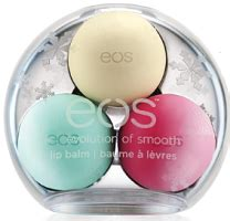 Eos Lip Balm Giveaway - eos lip balm holiday collection giveaway
