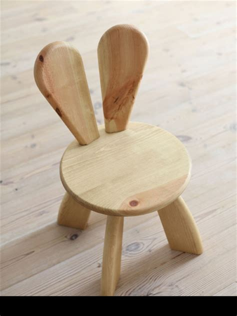 Bunny Chair by Beautiful And Interesting Bunny Chair For Your