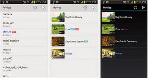 jenis format video dvd player cara memutar film dvd di android ngeeneet