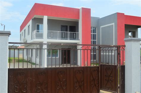 3 Bedroom Townhouse Rent 3 Bedroom Semi Detached Townhouse For Sale Sellrent Ghana