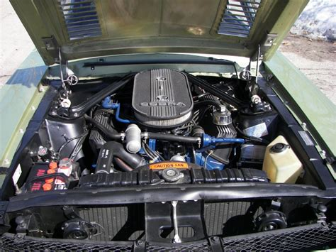 1968 mustang engine codes lime green 1968 ford mustang shelby gt 500 fastback