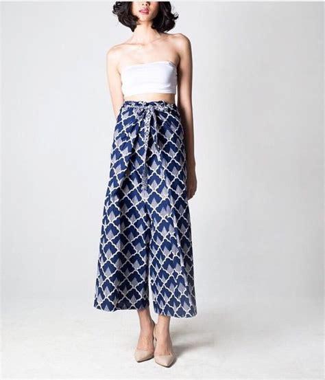 Dress Crepe Batik by The 25 Best Batik Fashion Ideas On Blouse