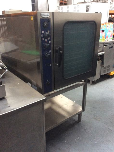 Oven Gas Electrolux Indonesia secondhand catering equipment normans services norfolk