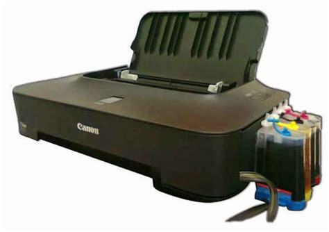 Printer Canon Ip2770 Dengan Infus intip 7 printer infus terbaik yang awet
