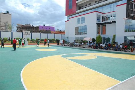Garden City College Mba In Bangalore by Bangalore Mba College B School Bangalore Sports Grounds