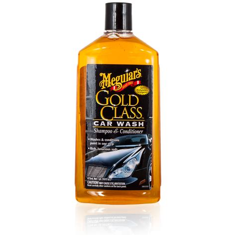 Meguiars Gold Class Car Wash Shoo Conditioner Mobil 1 meguiars gold class car wash and conditioner