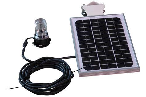 Larson Electronics Magnalight Com Adds Solar Powered Led Battery Powered Solar Lights