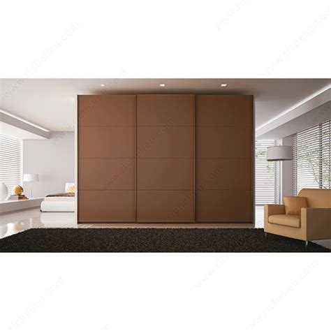ps10 by pass sliding system for 2 large cabinet doors
