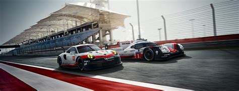 Porsche Motorsports by Porsche General Information Porsche Usa