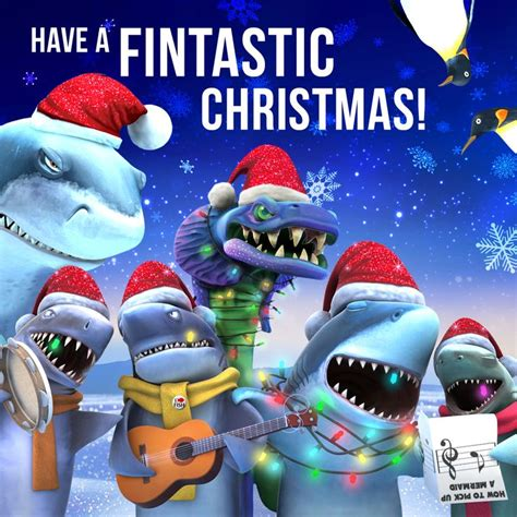 baby shark xmas 2017 17 best images about hungry shark evolution on pinterest