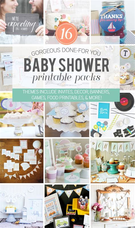 fabulous baby shower themes 14 fabulous baby shower themes paging supermom