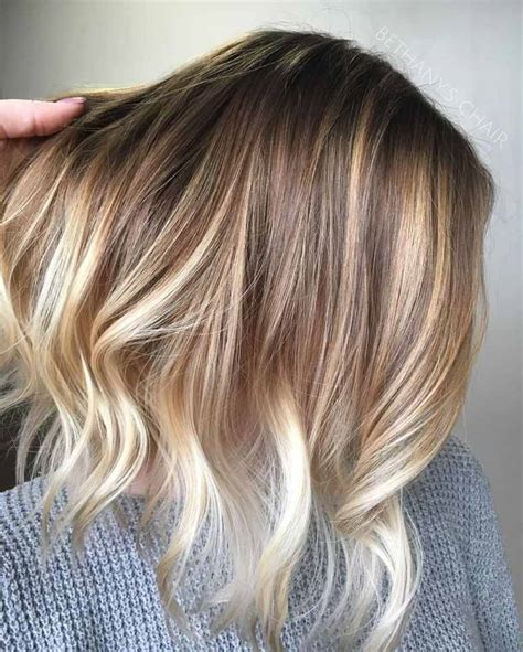 trendy haircuts ideas strawberry bronde balayage bob by kellymassiashair couleur balayage blond miel caramel notre guide d id 233 es pour un balayage r 233 ussi