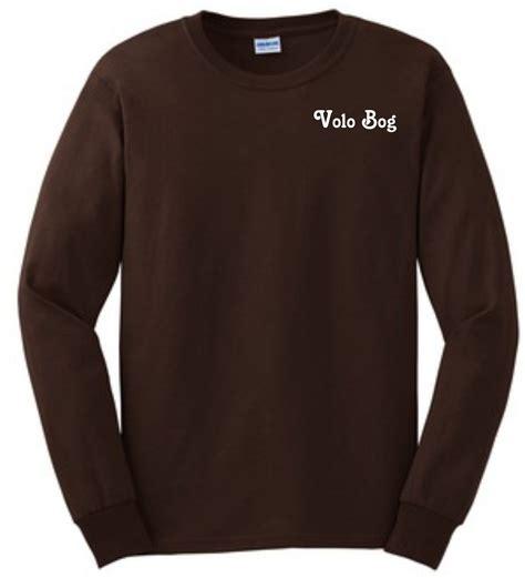 Gildan Friends friends of volo bog 100 gildan sleeve t shirt