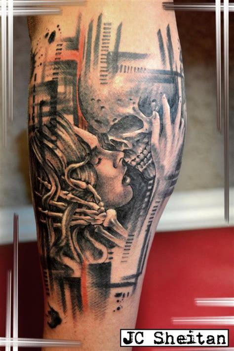 tattoo gun isn t working amputee tattooist has prosthetic tattoo gun fitted so that