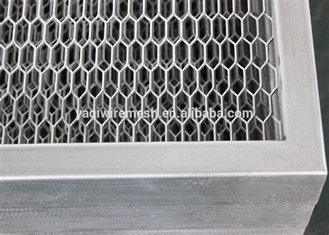 Decorative Metal Mesh by Decorative Aluminum Expanded Metal Mesh Grid For Ceiling