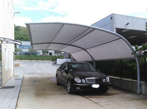tettoie per auto usate pensilina ombreggiante tettoia auto cer a