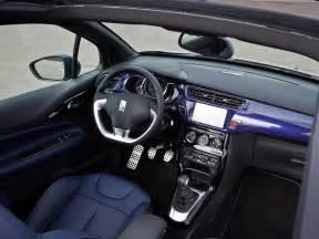 unveiled 2013 citroen ds3 cabrio