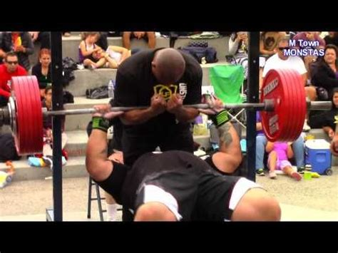 ct fletcher bench press record 17 best images about tuff on pinterest pistols