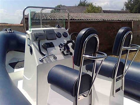 console rib new double rib console 171 ribs4u rigid inflatable boat rib