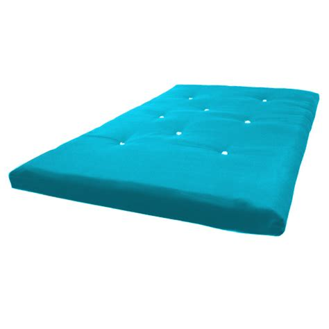 Turquoise Futon Cover by All Sizes Replacement Futon Mattress 9 Colours Freepost Ebay