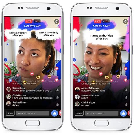 fb camera effect facebook announces camera effects augmented reality platform