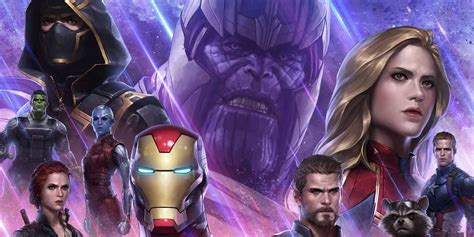 marvel future fight avengers endgame update cbr