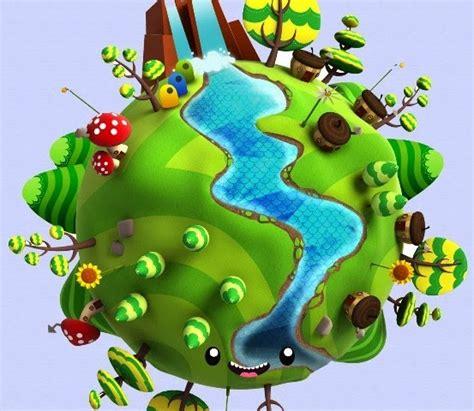 las imagenes artisticas en nuestro entorno medio ambiente