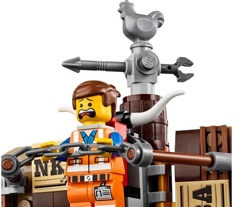 Lego 70800 The Lego Getaway Glider 1 lego 70800 getaway glider