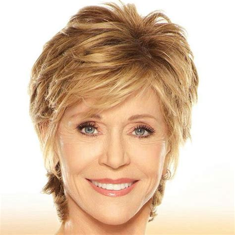 shag updo 10 best images about jane fonda hairstyles on pinterest