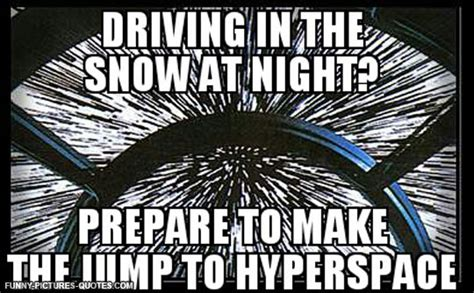 Driving In Snow Meme - funny quotes about winter driving quotesgram