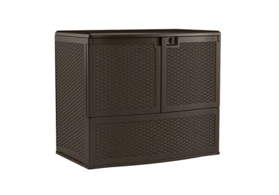 Suncast Backyard Oasis Storage And Entertaining Station by Buy Patio Accessories At Lowest Price Storageshedsoutlet