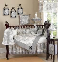 decorating with toile in the baby s nursery