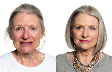 50 year old women before and after before and after makeover women over 50 search results for
