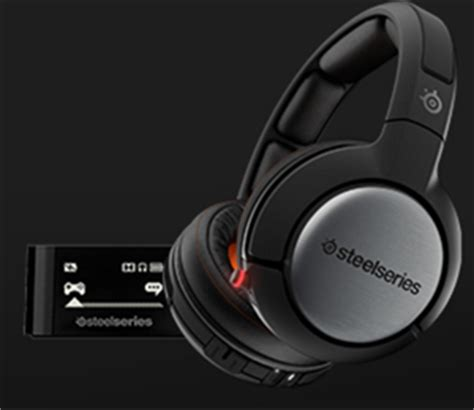 Steelseries Wireless Bluetooth Gaming Headset Siberia 840 steelseries siberia 840 wireless bluetooth gaming headset with dolby 7 1 surroun ebay