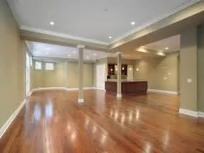 Simple Basement Finishing Ideas Finished Basement Ideas On A Budget Wood Floor Basement Redo Basements And