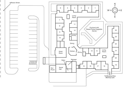 assisted living floor plan assisted living bing images