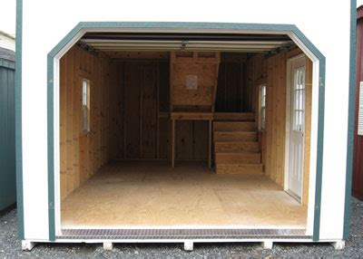 Home Design Outlet Center Virginia by 12x20 Two Story Shed Inside