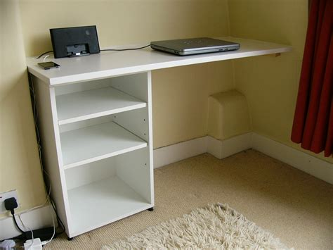 floating corner desk offering spacious visage homesfeed