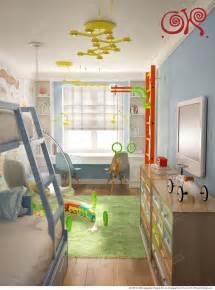 фото комнаты для разновозрастных и разнополых детей
