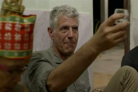 anthony bourdain tattoos anthony bourdain get a in borneo eater
