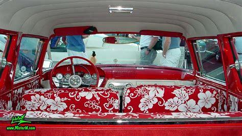 Interior With Plants 1958 Edsel Roundup Station Wagon Interior Amp Dashboard